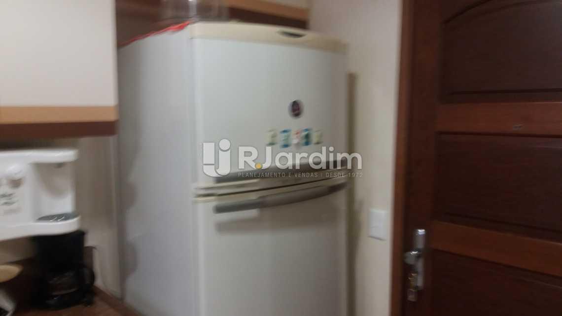 cozinha - Apartamento Padrão Residencial Leblon - LAAP40552 - 13