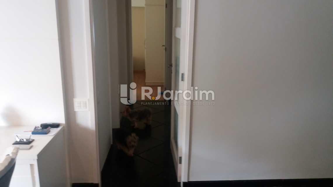 circulação - Apartamento Padrão Residencial Leblon - LAAP40552 - 15