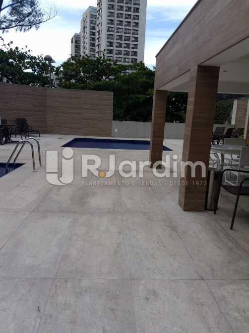 picina imfantil - Apartamento Para Alugar - São Conrado - Rio de Janeiro - RJ - LAAP31336 - 18