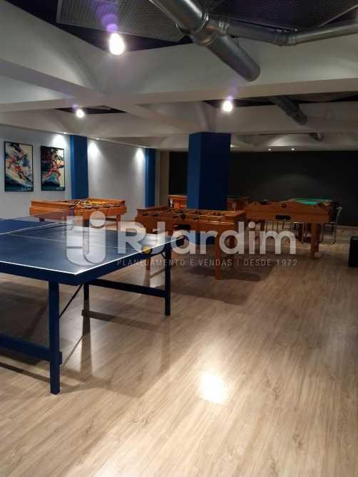 sala de jogos - Apartamento Para Alugar - São Conrado - Rio de Janeiro - RJ - LAAP31336 - 19