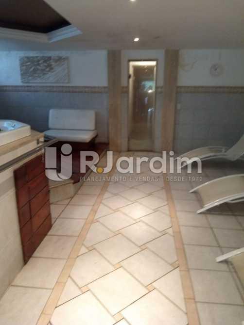 sauna - Apartamento Para Alugar - São Conrado - Rio de Janeiro - RJ - LAAP31336 - 20