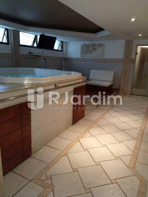 candominio sauna e hidro - Apartamento 3 quartos para alugar São Conrado, Zona Sul,Rio de Janeiro - R$ 8.900 - LAAP31336 - 16