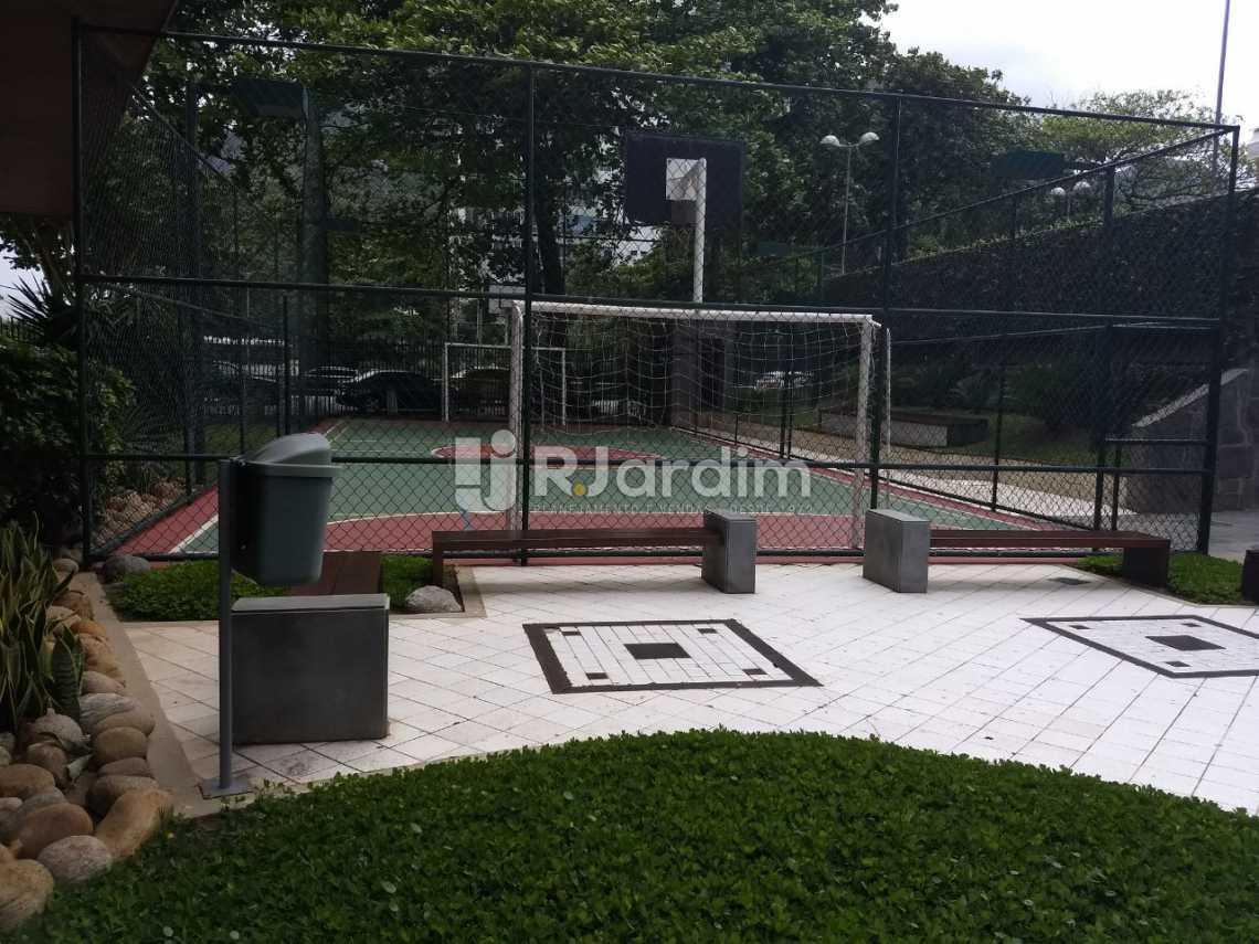 quadra  - Apartamento 3 quartos para alugar São Conrado, Zona Sul,Rio de Janeiro - R$ 8.900 - LAAP31336 - 22