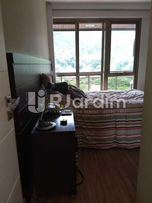quarto - Apartamento Para Alugar - São Conrado - Rio de Janeiro - RJ - LAAP31336 - 9