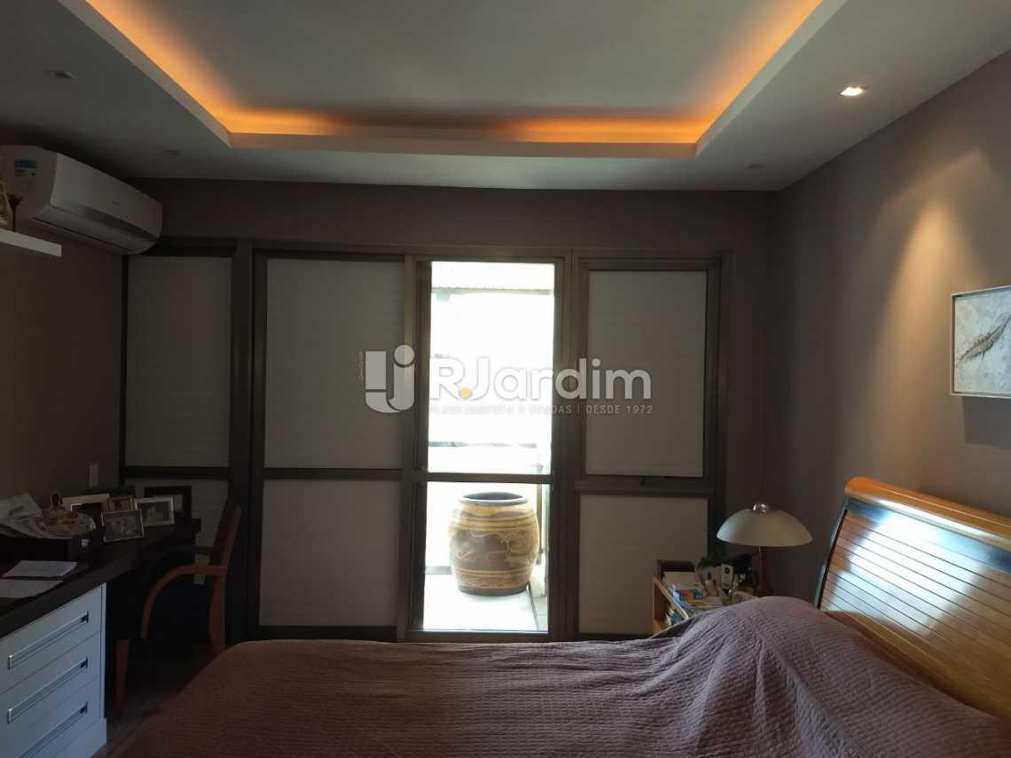 quarto 3 - Apartamento Para Alugar - São Conrado - Rio de Janeiro - RJ - LAAP31336 - 13