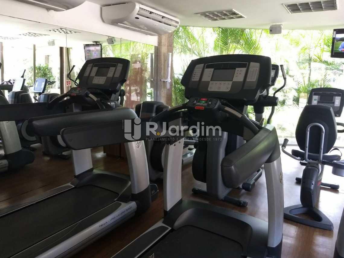 academia - Apartamento Para Alugar - São Conrado - Rio de Janeiro - RJ - LAAP31336 - 25
