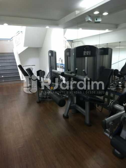 academia  - Apartamento Para Alugar - São Conrado - Rio de Janeiro - RJ - LAAP31336 - 27