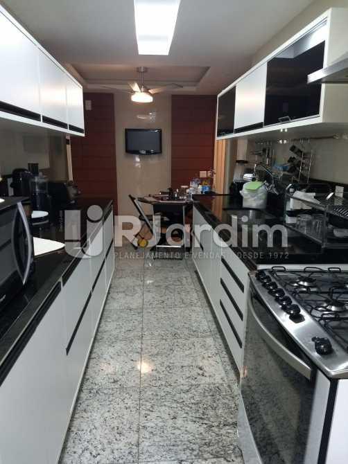 cozinha - Apartamento Para Alugar - São Conrado - Rio de Janeiro - RJ - LAAP31336 - 8