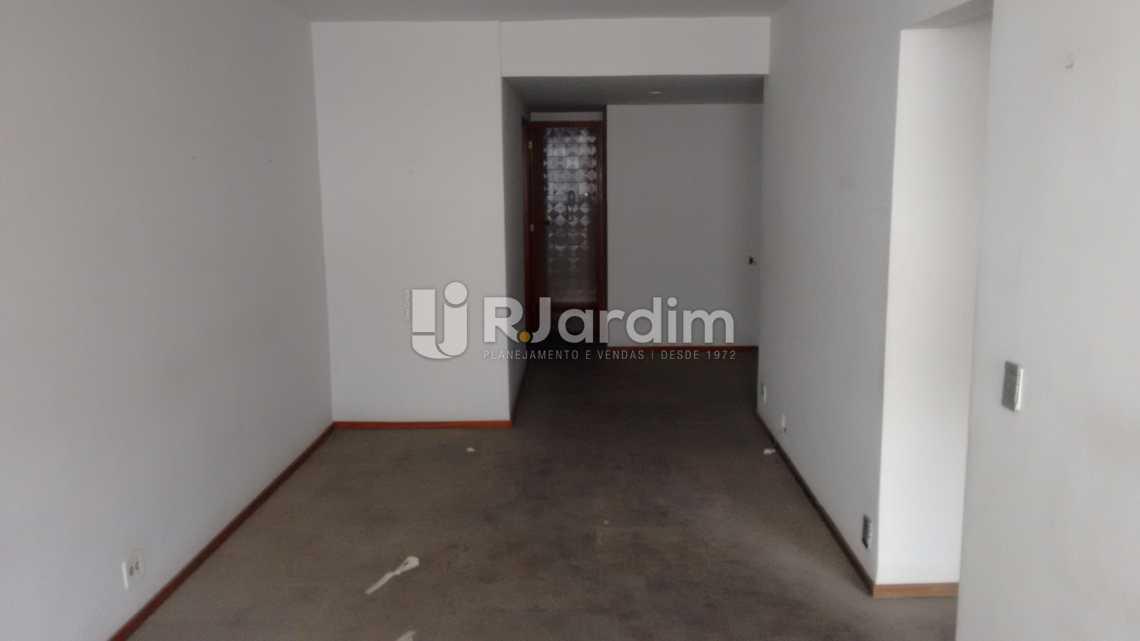 Sala - Apartamento Residencial Jardim Botânico - LAAP31337 - 3