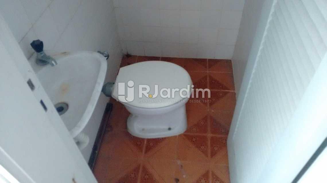 Banheiro empregada - Apartamento Residencial Jardim Botânico - LAAP31337 - 16