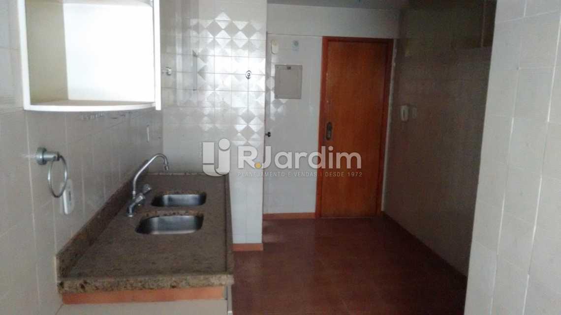 Cozinha - Apartamento Residencial Jardim Botânico - LAAP31337 - 12