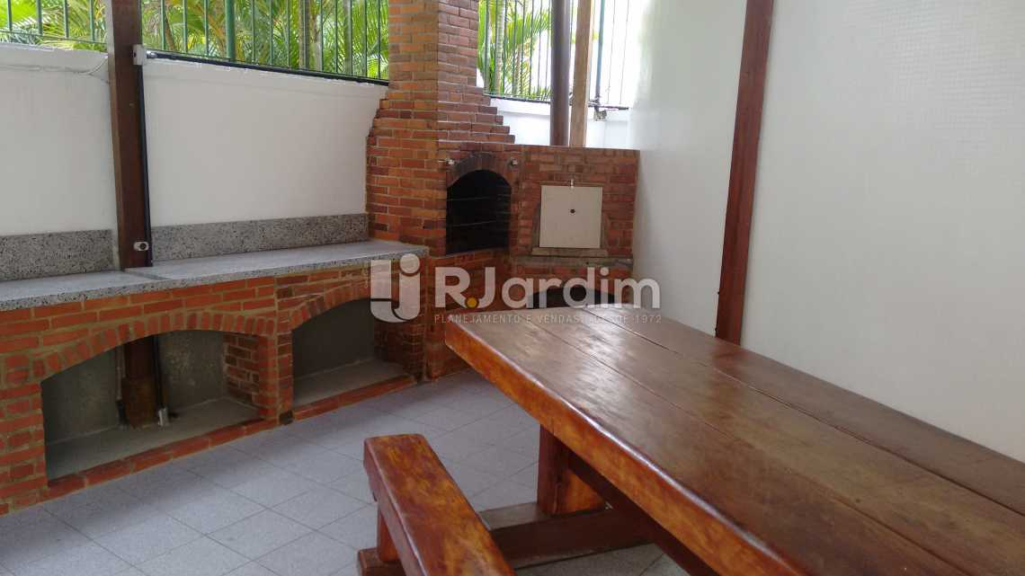Play churrasqueira - Apartamento Residencial Jardim Botânico - LAAP31337 - 17