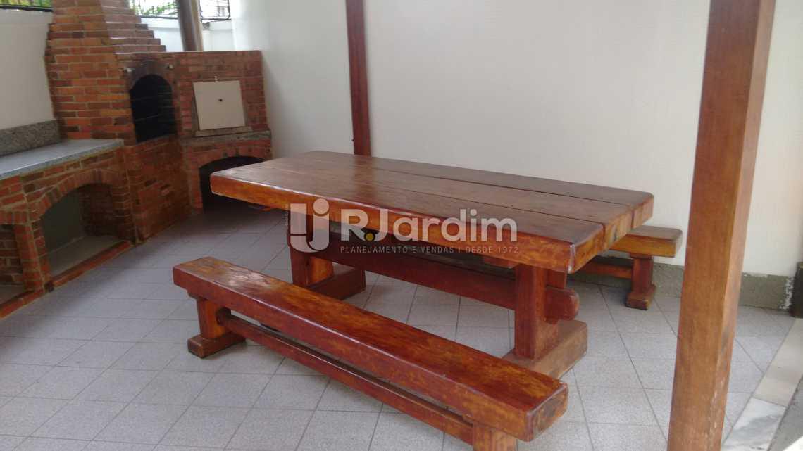 Churrasqueira play - Apartamento Residencial Jardim Botânico - LAAP31337 - 18