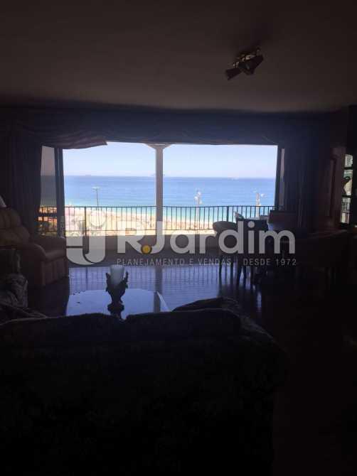 vista sala  - Apartamento Vieira Souto Ipanema - LAAP40554 - 4