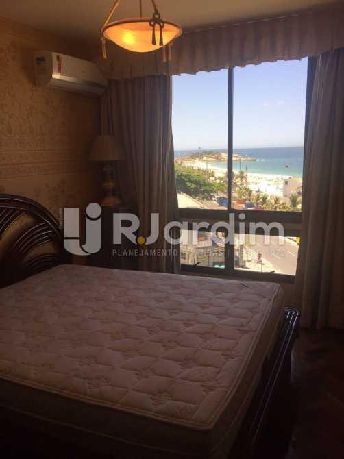 vista quarto 1  - Apartamento Vieira Souto Ipanema - LAAP40554 - 7