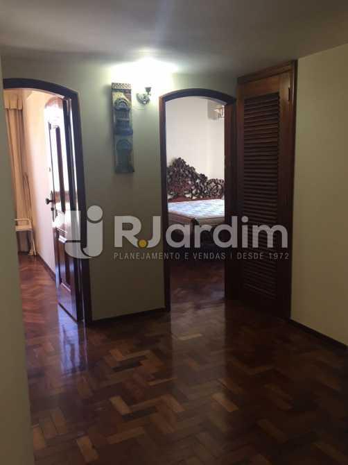 hall dos quartos  - Apartamento Vieira Souto Ipanema - LAAP40554 - 10