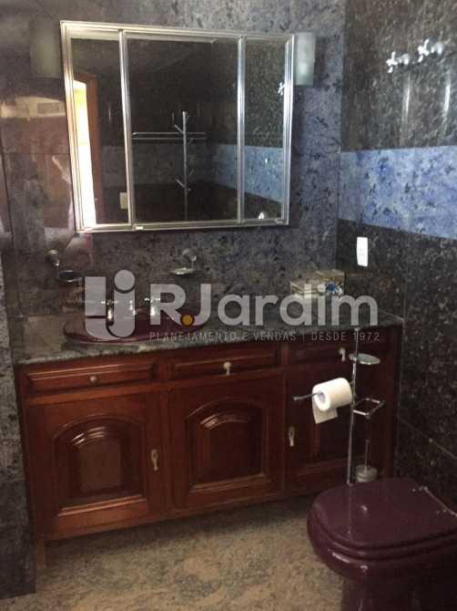 banheiro suite  - Apartamento Vieira Souto Ipanema - LAAP40554 - 12