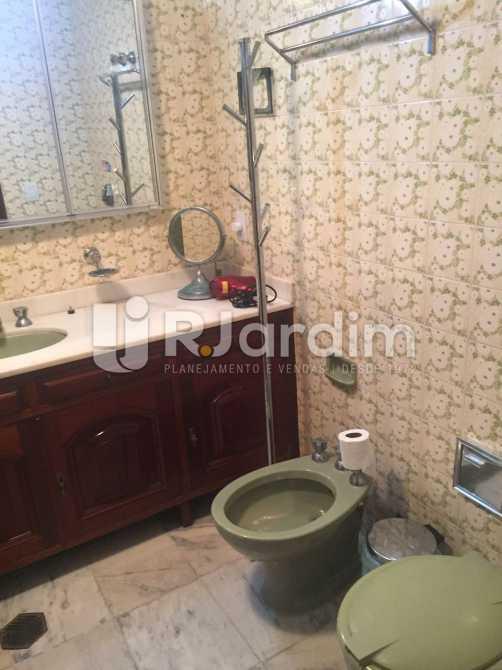 banheiro social - Apartamento Vieira Souto Ipanema - LAAP40554 - 13