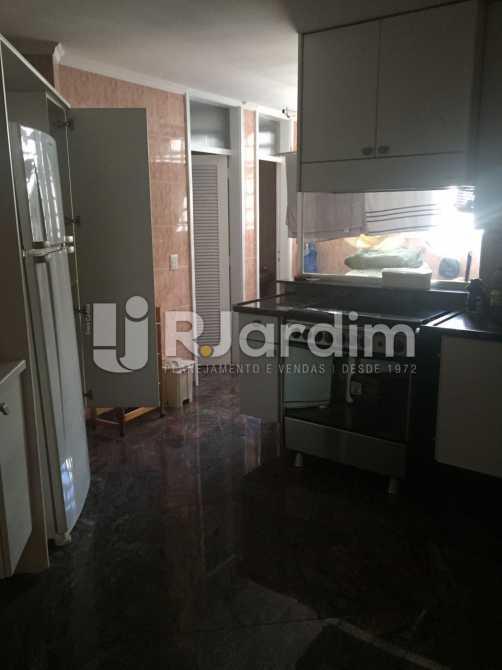 cozinha  - Apartamento Vieira Souto Ipanema - LAAP40554 - 14