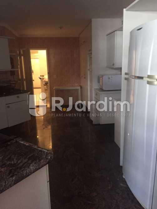 cozinha 2  - Apartamento Vieira Souto Ipanema - LAAP40554 - 16