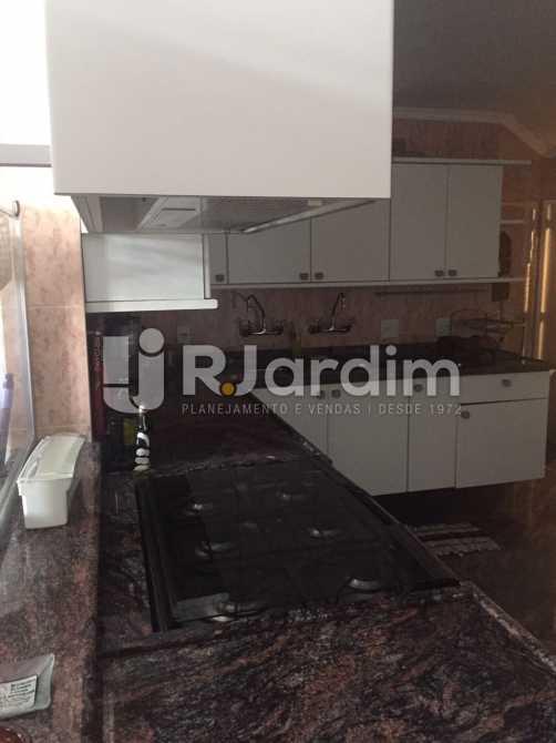 cozinha 3 - Apartamento Vieira Souto Ipanema - LAAP40554 - 17