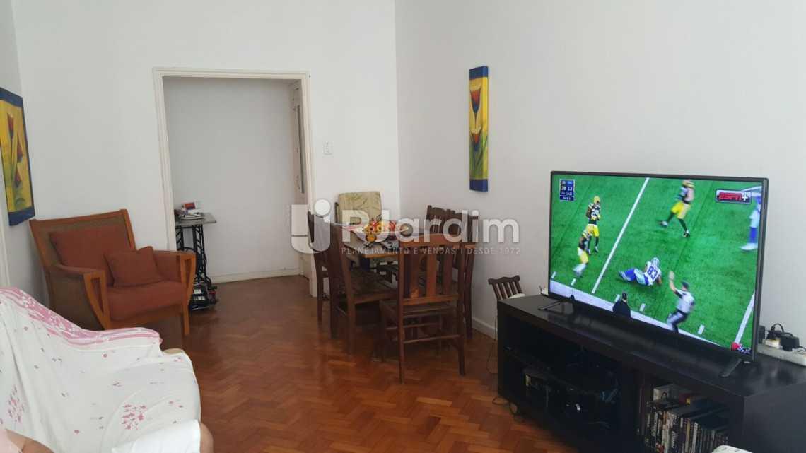 Sala - Apartamento Residencial Copacabana - LAAP31351 - 1