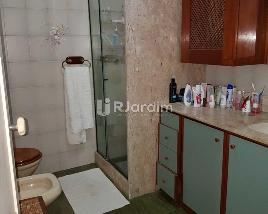 Banheiro social - Apartamento Residencial Ipanema - LAAP40556 - 16