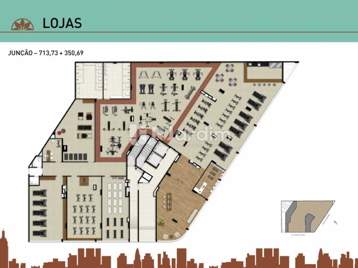 JUNÇÃO LOJAS - Apartamento À Venda - Vila Isabel - Rio de Janeiro - RJ - LAAP20940 - 25