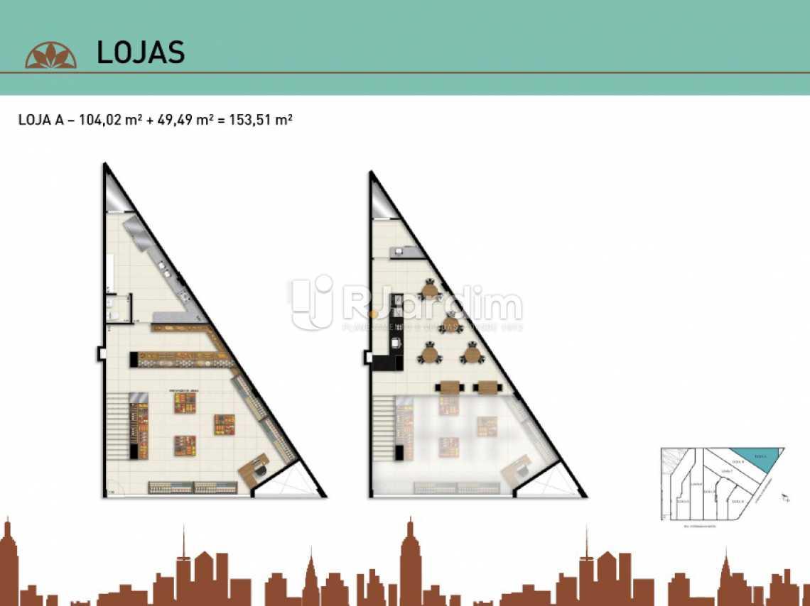 LOJA A - Apartamento Vila Isabel, Zona Norte - Grande Tijuca,Rio de Janeiro, RJ À Venda, 2 Quartos, 66m² - LAAP20940 - 26