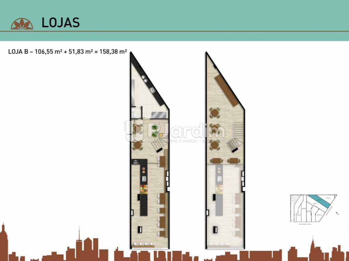 LOJA B - Apartamento Vila Isabel, Zona Norte - Grande Tijuca,Rio de Janeiro, RJ À Venda, 2 Quartos, 66m² - LAAP20940 - 27