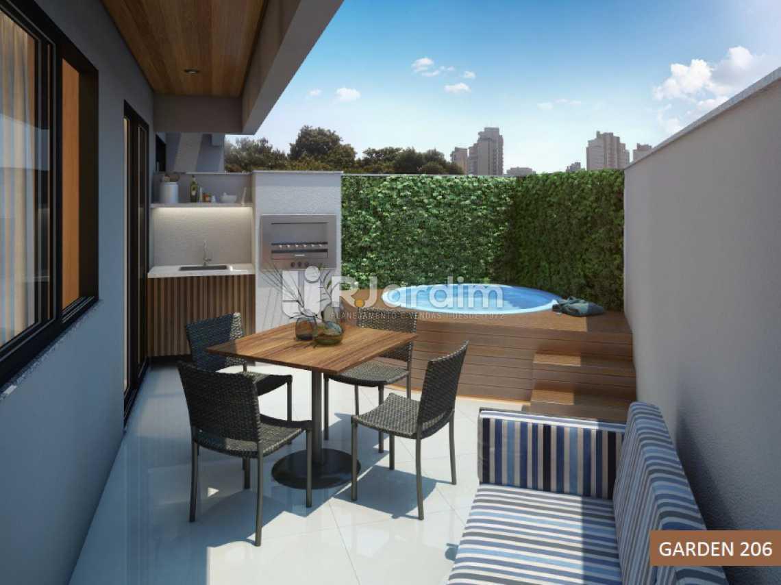GARDENS 206 - Apartamento Vila Isabel, Zona Norte - Grande Tijuca,Rio de Janeiro, RJ À Venda, 2 Quartos, 66m² - LAAP20940 - 24