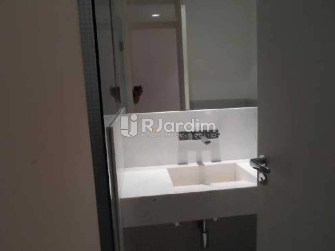 Banheiro - Apartamento Residencial Leblon - LAAP40558 - 9