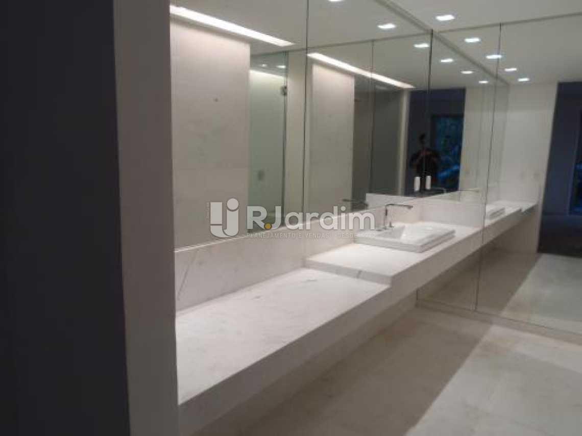 Banheiro da suite - Apartamento Residencial Leblon - LAAP40558 - 13