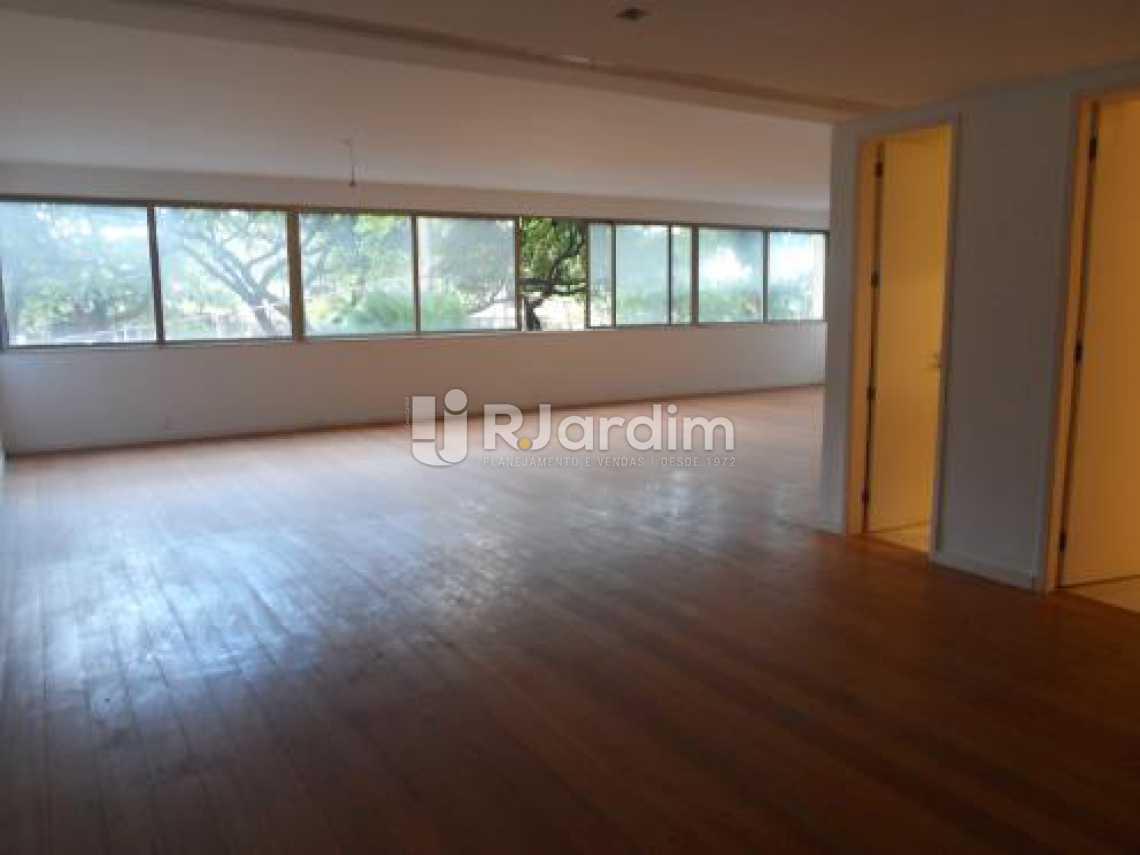 Salão - Apartamento Residencial Leblon - LAAP40558 - 4