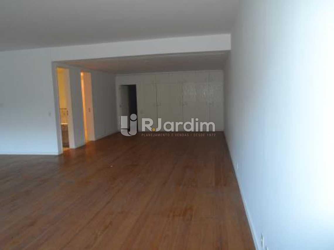 Sala de jantar - Apartamento Residencial Leblon - LAAP40558 - 5