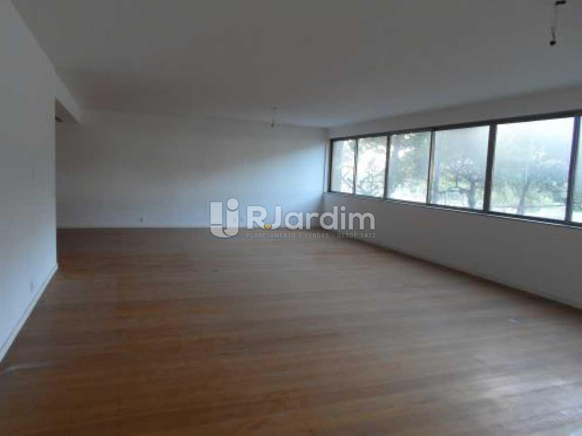 Salão - Apartamento Residencial Leblon - LAAP40558 - 3