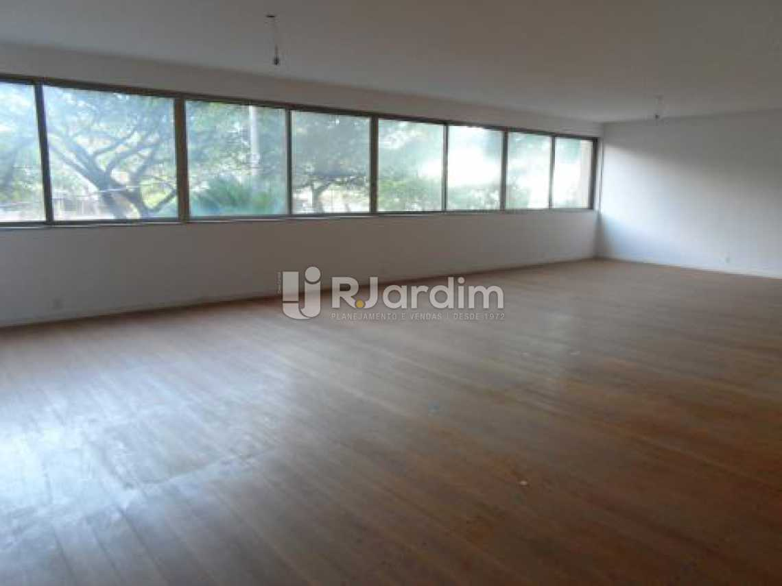 Salão - Apartamento Residencial Leblon - LAAP40558 - 1
