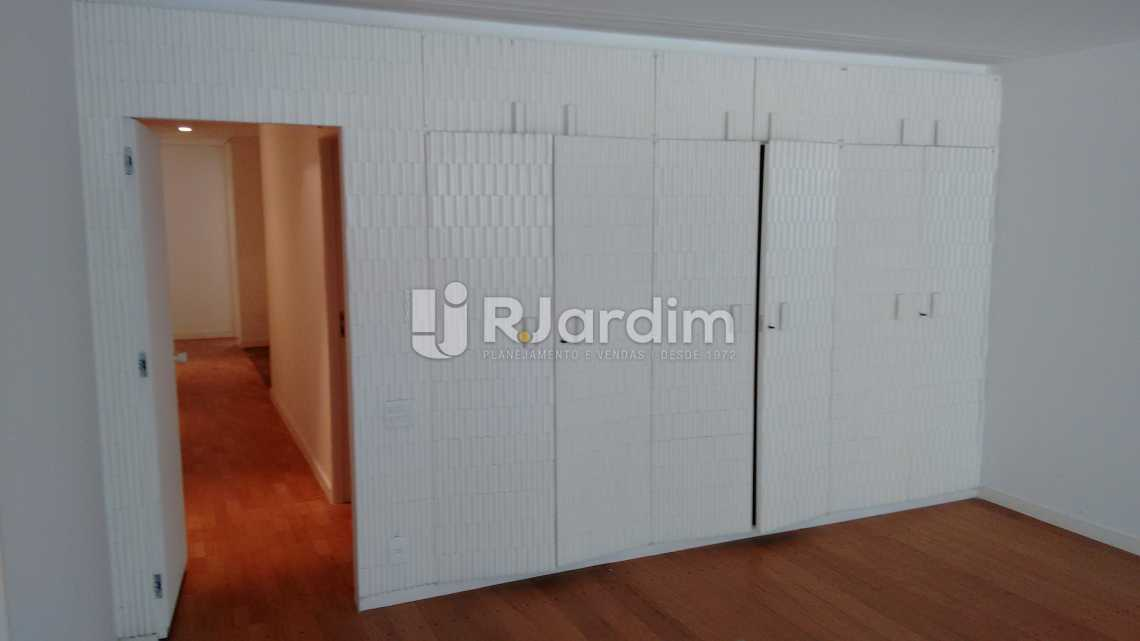 Quarto - Apartamento Residencial Leblon - LAAP40558 - 10