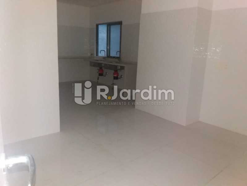 Copa . Cozinha - Apartamento Residencial Leblon - LAAP40558 - 22