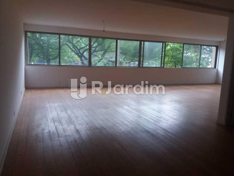 Living - Apartamento Residencial Leblon - LAAP40558 - 23