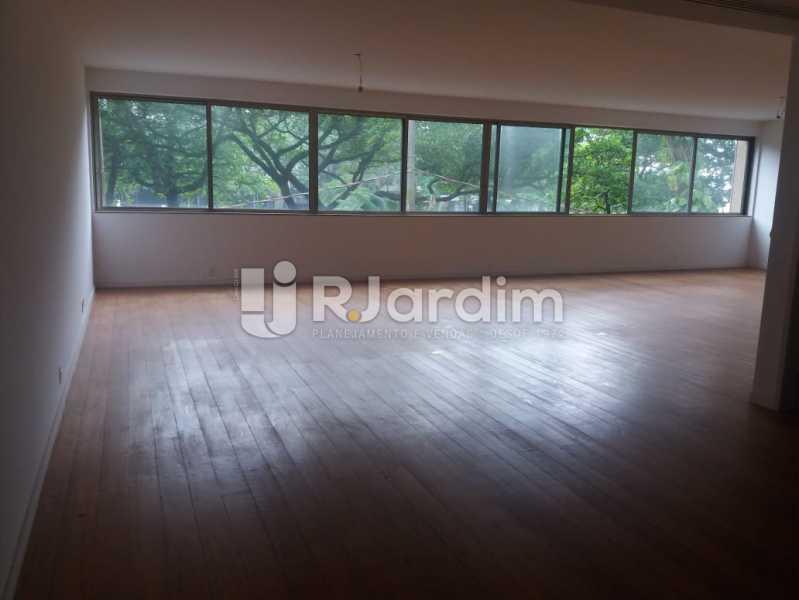 Living - Apartamento Residencial Leblon - LAAP40558 - 24