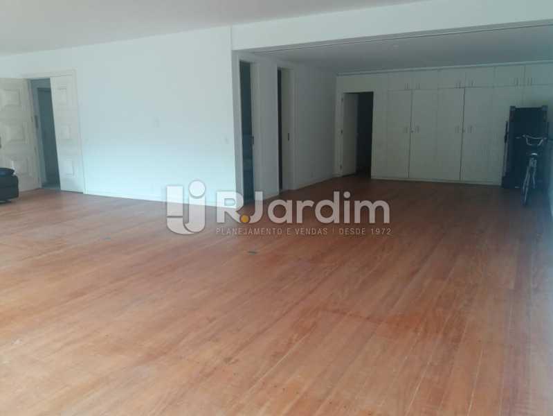 Living - Apartamento Residencial Leblon - LAAP40558 - 25