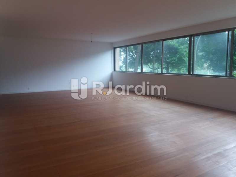 Living - Apartamento Residencial Leblon - LAAP40558 - 26
