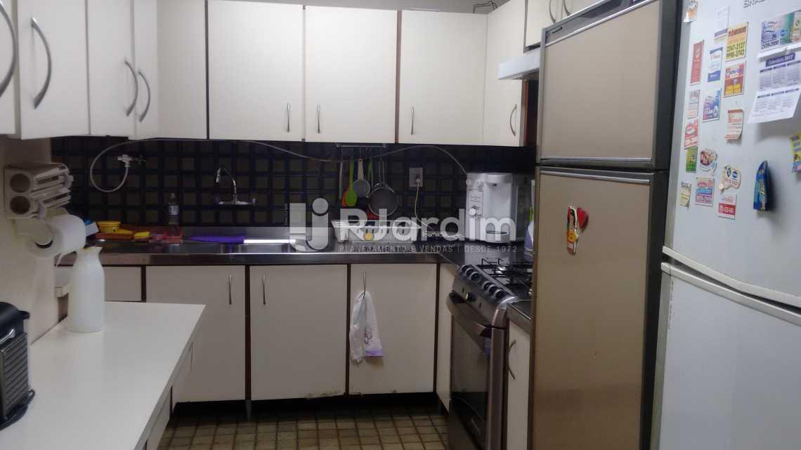 cozinha  - Apartamento Residencial Ipanema - LAAP31368 - 14