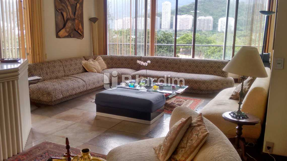 sala - Apartamento Residencial Ipanema - LAAP31368 - 6