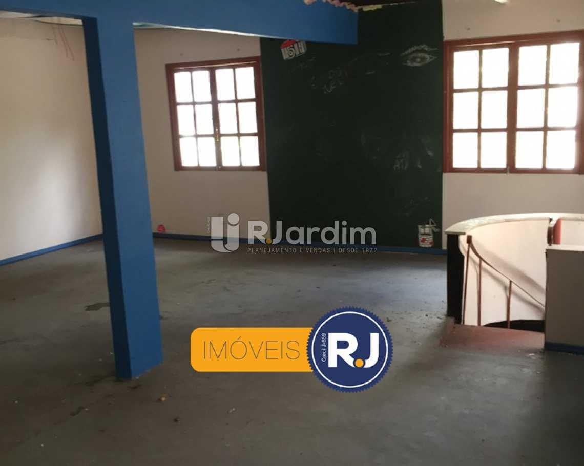 Salão - Casa de rua Residencial Humaitá - LACA20008 - 5