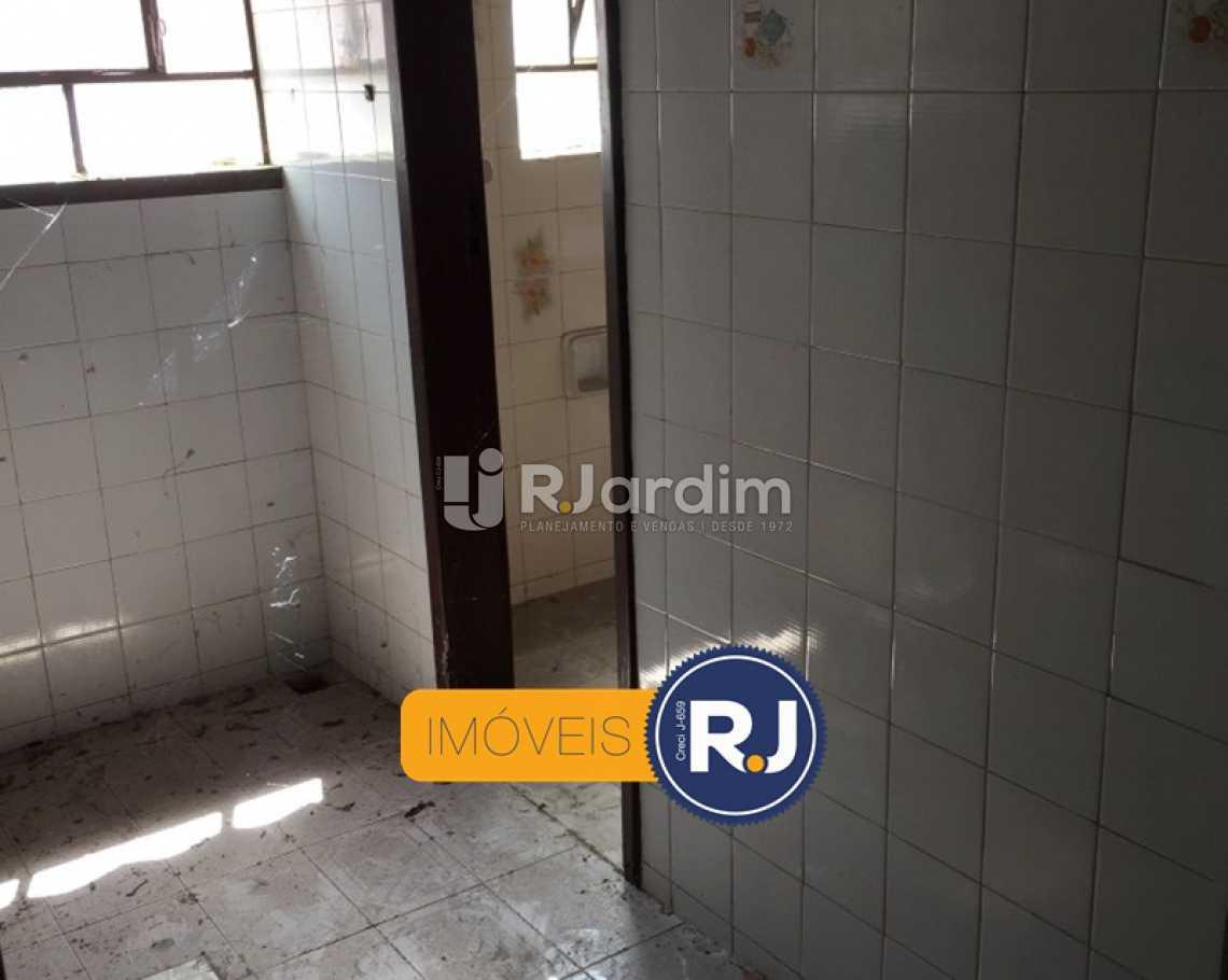 Copa - Casa de rua Residencial Humaitá - LACA20008 - 14