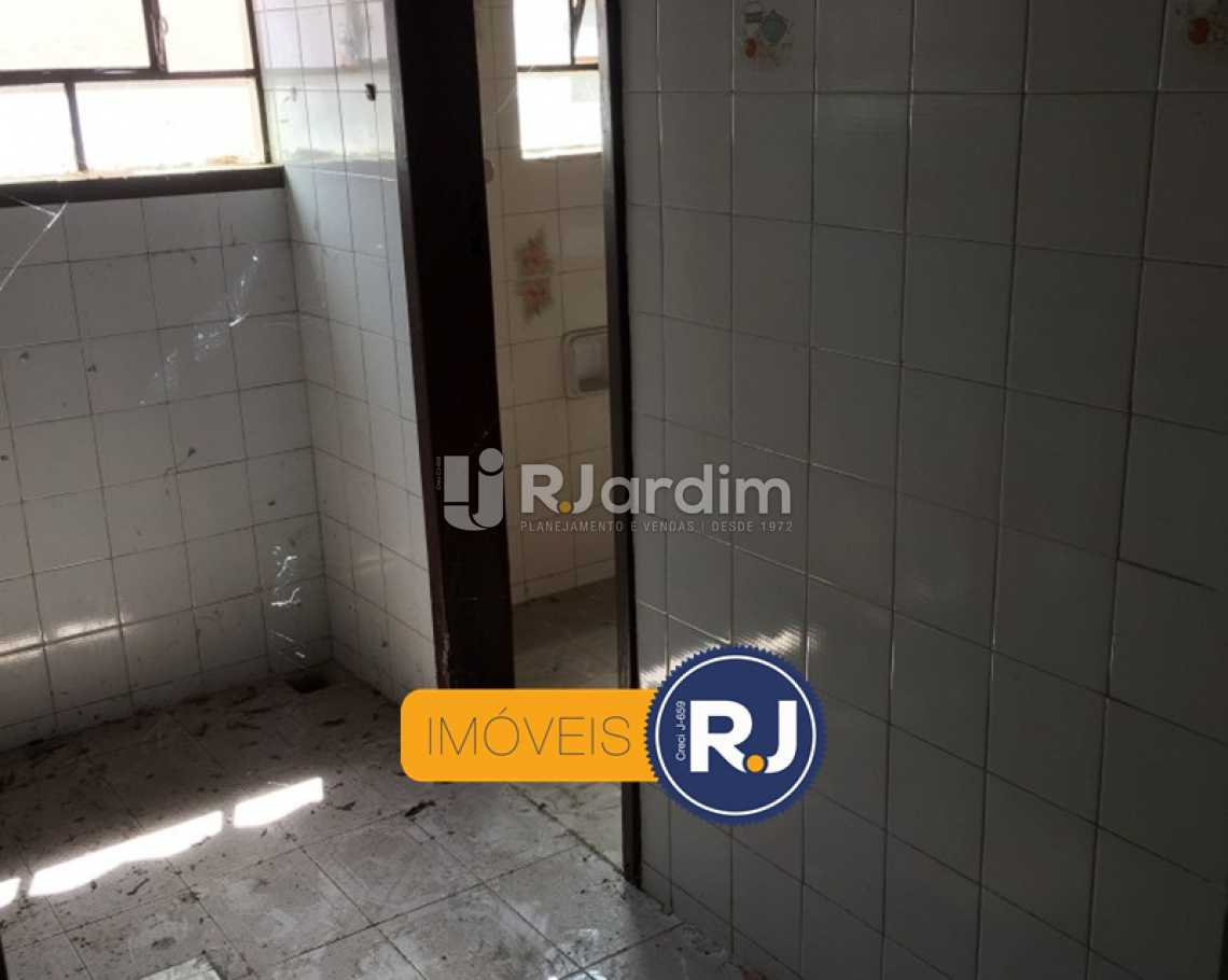 Copa - Casa de rua Residencial Humaitá - LACA20008 - 11