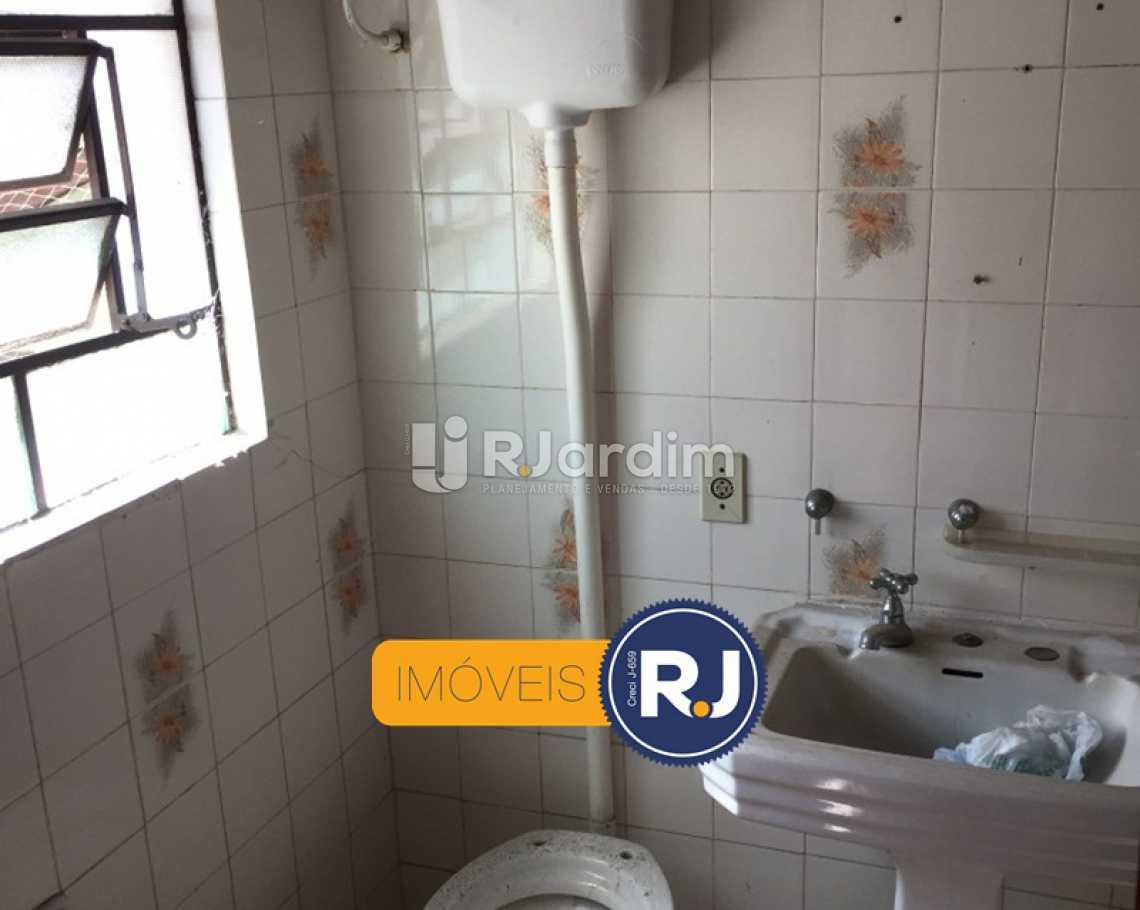 Banheiro - Casa de rua Residencial Humaitá - LACA20008 - 9