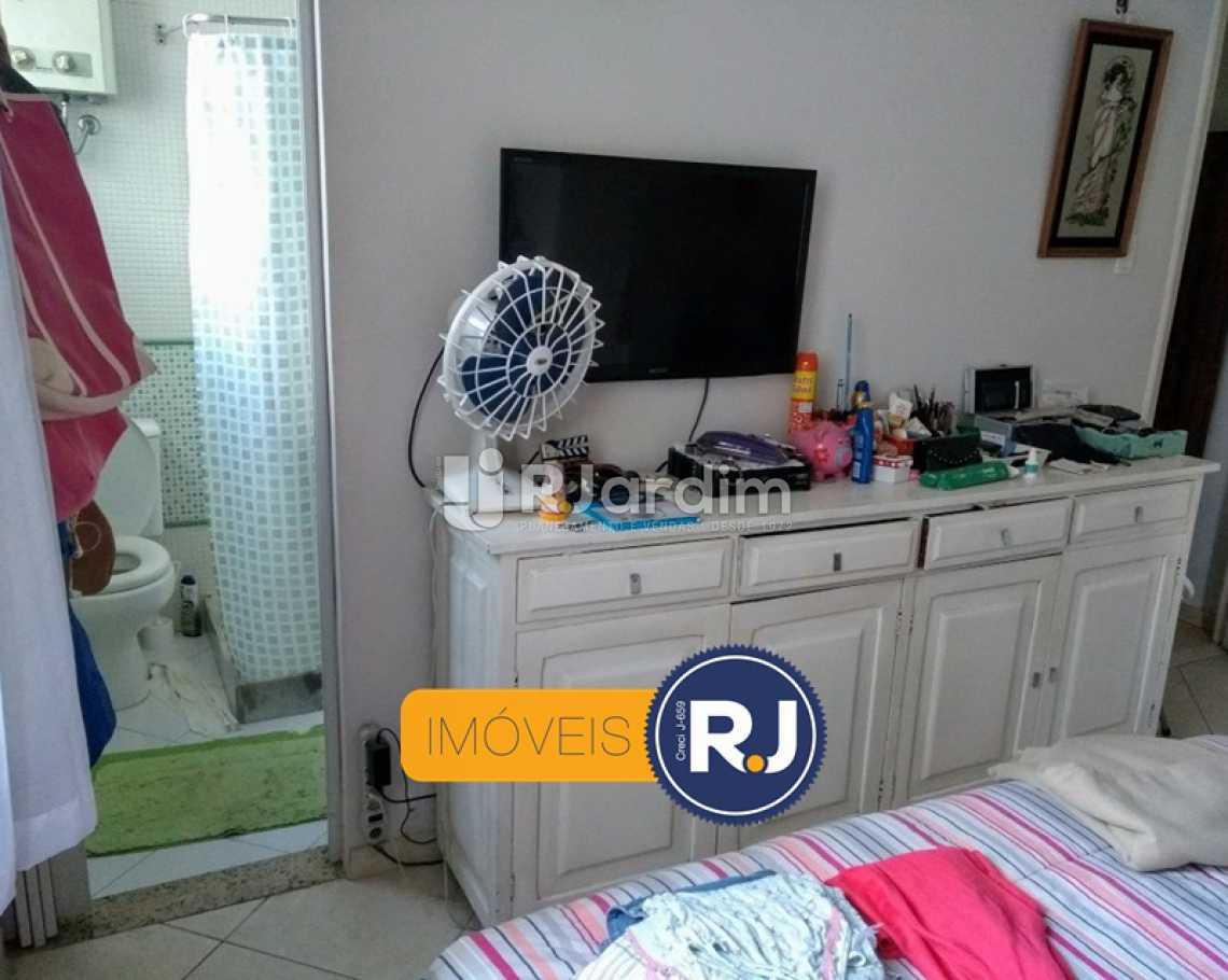 SUÍTE  - Apartamento Rua do Humaitá,Humaitá, Zona Sul,Rio de Janeiro, RJ À Venda, 3 Quartos, 83m² - LAAP31379 - 18